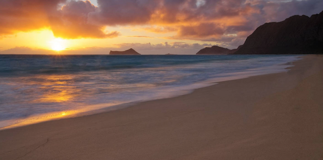 Most Romantic Beaches on Oahu